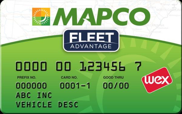 MAPCO Fleet Card